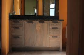 bathroom rustic bathroom vanity set with black marble top rustic sink vanity