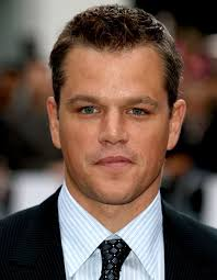 Resultado de imagem para Matt Damon