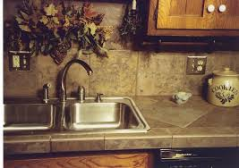 marble tile countertop. Perfect Use Of All Those Stone Tiles We Got From Stacey! WOOHOO! Marble Tile Countertop