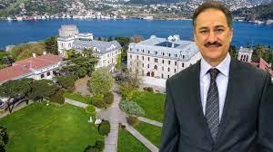 Son dakika | Boğaziçi Üniversitesi'nin yeni rektörü Prof. Dr. Mehmet Naci  İnci oldu