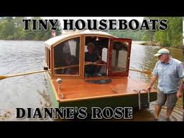 Small Picture HOUSEBOATS Tiny Houseboat Builds YouTube