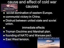 cold war essay questionsessays on the cold war essay cold war causes   essay topics cause and effect of