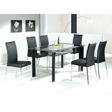 glass top dining room table and chairs glass dining table glass dining room table