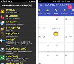 Free Birth Horoscope Chart In Malayalam Horoscope Malayalam Supersoft Prophet Apk Download Latest
