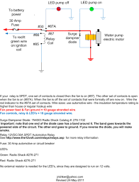 csr wiring full form csr image wiring diagram advice on wiring up a csr electric waterpump mustang forums at on csr wiring full form