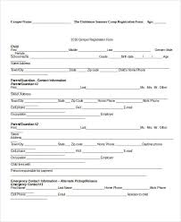 Student Registration Form Template Free Download Free Registration Form Template Student Registration Form Template