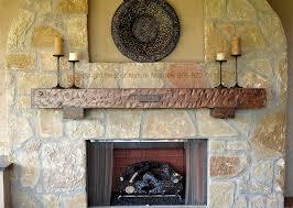 wood mantel with corbels emery mantel texas
