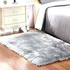 large fur area rug faux fur rug large faux fur rugs faux fur area rug