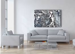 blue grey black white canvas art wall art abstract  on black white blue wall art with blue black grey and white abstract canvas wall art print