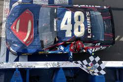 Image result for nascar superman wins in california
