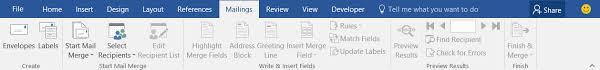 Word Ribbon The Ribbons Of Microsoft Word 2007 2019