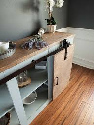 modern farmhouse furniture. simple tweaks for 3 modern farmhouse furniture projects