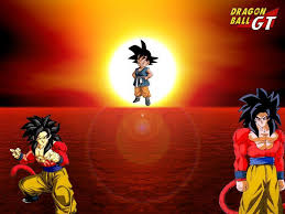 ssj4 Goku GT - Bảy viên ngọc rồng Z hình nền (17299531) - fanpop