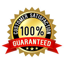 Image result for golden 100% guarantee seal