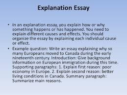 how to write an essay explaining a concept our explaining concepts essay topics