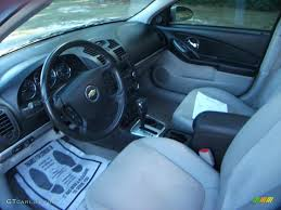 Titanium Gray Interior 2006 Chevrolet Malibu Maxx LTZ Wagon Photo ...