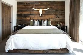 Rustic Modern Bedroom Ideas Impressive Decorating