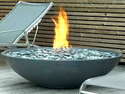 stone outdoor gas fire pit kits natural burner kit canada diy for deck fireplace astonishing