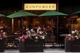 london outdoor restaurants and bars