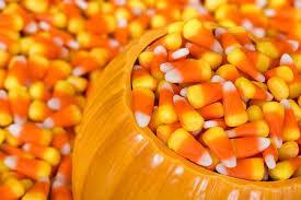 halloween candy corn pumpkin. Fine Pumpkin Ceramic Decorative Pumpkin Filled With Halloween Candy Corn Closeup  Corn Background Stock To Candy Corn Pumpkin L