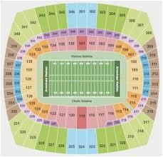 Chiefs Arrowhead Stadium Seating Chart Rangers Stadium Seat Online Charts Collection