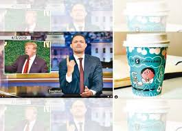 Последние твиты от 42 coffee cups (@42cc). Trump Jokes Pretty Coffee Cups On This Week S Brunch Wtf Hindustan Times