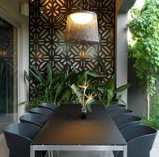Wonderful Outdoor Wall Art Decor Decorating Ideas Images in Patio  Contemporary design ideas