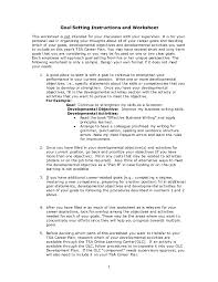 Job Objectives For Resume Samples Free Resume Example And