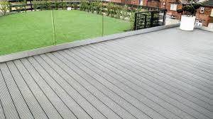 gray composite decking. Interesting Composite Pebble Grey Composite Decking Intended Gray O