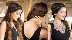 Hair Style For Medium Hair 3 party hairstyles how to cute & easy braid hairstyles for 1587 by wearticles.com