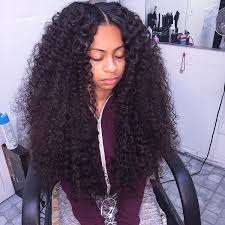 Hairstyles For Curly Hair 13 Stunning Black Curly Hairstyles For Long Hair B A R B I E Doll Gang Hoe