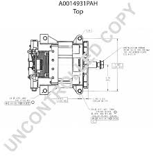 delco remy alternator wiring solidfonts delco remy 22si alternator wiring diagram