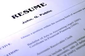 10 Things That Define A Killer Resume