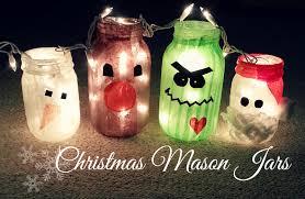 Winter Wonderland Mason Jar Craft  Yesterday On TuesdayMason Jar Crafts For Christmas