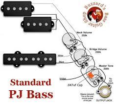 rewiring aria pro ii active p j bass