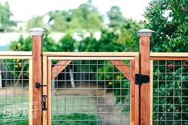 Cattle Panel Fence Diy Large Size Of Wire Panels Outdoor Fencing