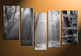 5 piece canvas wall art black and white scenery black and white pictures  on canvas black and white wall art with 5 piece black and white large canvas scenery oil paintings
