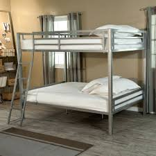 Loft Beds: Queen Loft Bed With Stairs Large Size Of Bunk Full Over Plans How