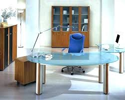 office desk glass. Exellent Office Modern Glass Office Desk Table Executive  Pertaining To Intended Office Desk Glass