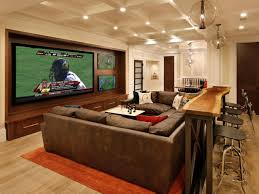 basement sports bar ideas. Exellent Basement From Basement To PartyCentral Family Hub  Leslie Lamarre HGTV To Sports Bar Ideas T
