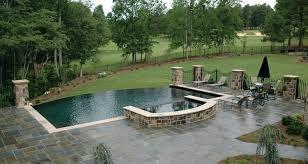 backyard infinity pools. Neptune-pools Backyard Infinity Pools .