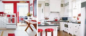 Red Kitchen Decorative Accessories