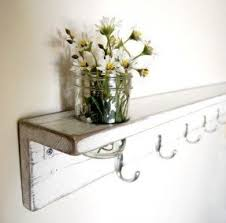 Shabby Chic Wall Coat Rack Shabby Chic Coat Racks Foter 2