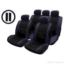 tirol universal car seat cover black blue car seat covers set universal for crossovers suv sedans baby cover car seat baby cover for car seat from