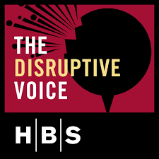 The Disruptive Voice Podcast Listen Reviews Charts