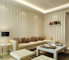 Modern Wallpaper For Living Room Aliexpresscom Buy Modern And Simple Pearl Vertical Stripes Non