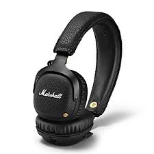 <b>Marshall</b> - <b>Mid Bluetooth</b> Headphones - <b>Black</b>: Amazon.co.uk ...