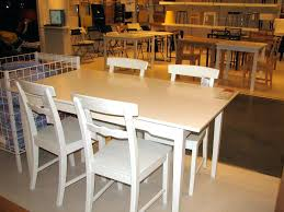 ikea dining room set dining table chairs kitchen and breakfast white black round set magnificent dining ikea dining room