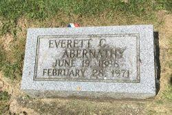 Everett Clayton Abernathy (1888-1971) - Find A Grave Memorial