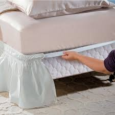 Easy Fit Wrap Around Bed Skirts